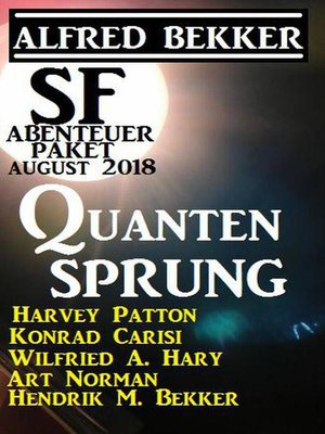 cover image of SF Abenteuer Paket August 2018