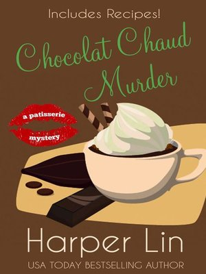 cover image of Chocolat Chaud Murder