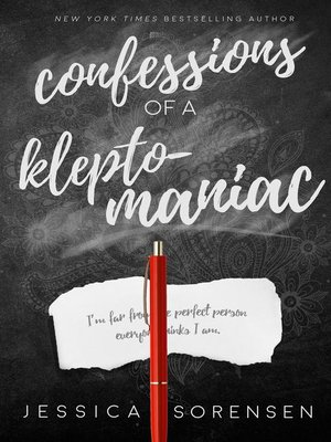 cover image of Confessions of Kleptomaniac