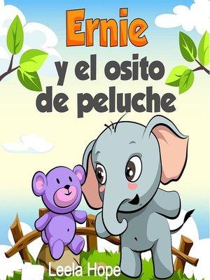 cover image of Ernie y el osito de peluche