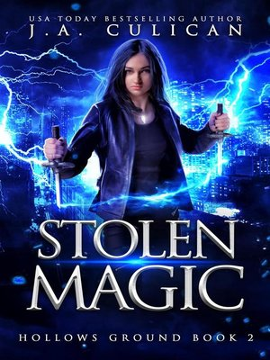 cover image of Stolen Magic