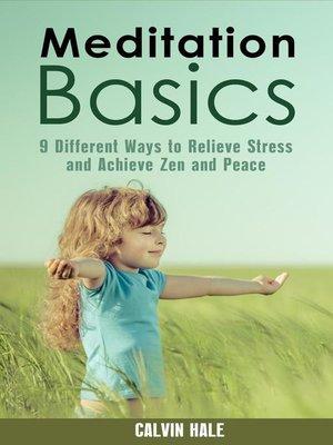 cover image of Meditation Basics