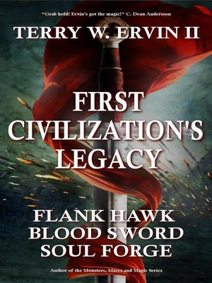 cover image of First Civilization's Legacy- Omnibus Edition