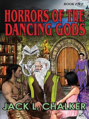cover image of Horrors of the Dancing Gods