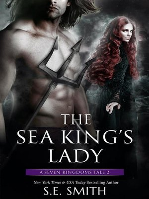 cover image of The Sea King's Lady
