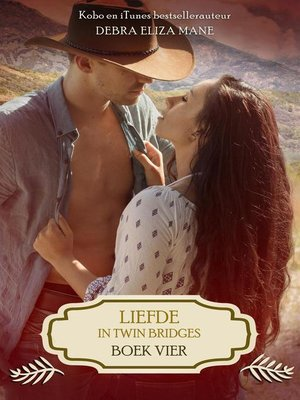 cover image of boek vier: Liefde in Twin Bridges, #4