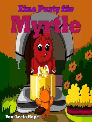 cover image of Eine Party für Myrtle