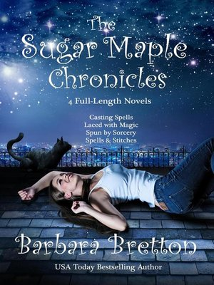 cover image of The Sugar Maple Chronicles