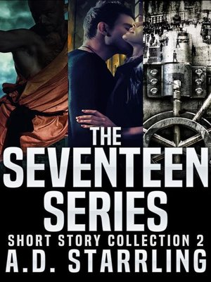 cover image of The Seventeen Series Short Story Collection 2 (Seventeen Series Short Stories #4-6)