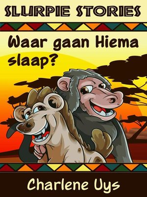 cover image of Waar gaan Hiema slaap?