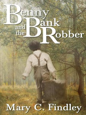 cover image of Benny and the Bank Robber, #1