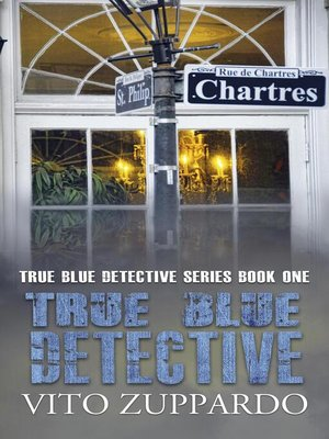 cover image of True Blue Detective