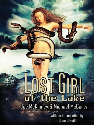 cover image of Lost Girl of the Lake