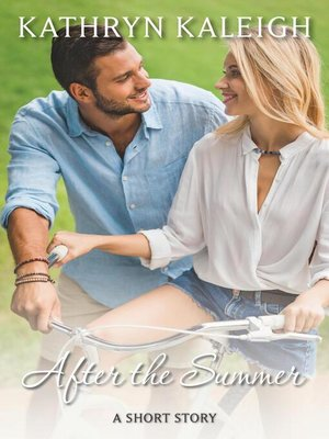 cover image of After the Summer