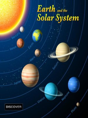 cover image of Earth and the Solar System
