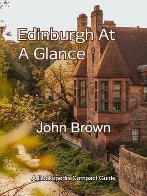 cover image of Edinburgh At a Glance