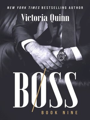 cover image of Boss Book Nine