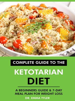cover image of Complete Guide to the Ketotarian Diet