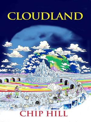 cover image of CLOUDLAND, #1