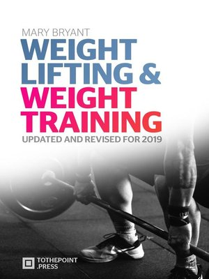 cover image of Weight Lifting & Weight Training