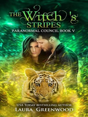 cover image of The Witch's Stripes