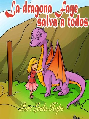 cover image of La dragona Faye salva a todos