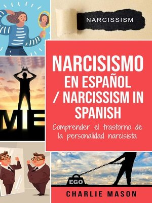 cover image of Narcisismo en Español/ Narcissism in Spanish