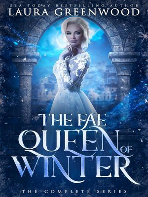 cover image of The Fae Queen of Winter