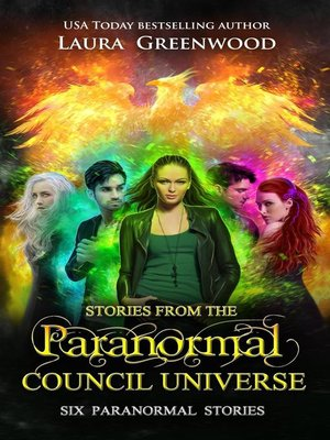cover image of Stories From the Paranormal Council Universe