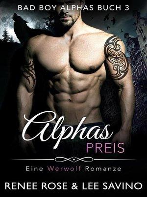 cover image of Alphas Preis