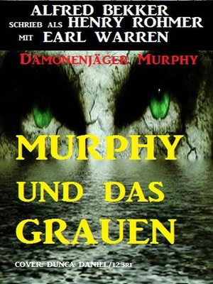 cover image of Murphy und das Grauen