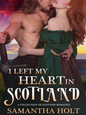 cover image of I Left My Heart in Scotland