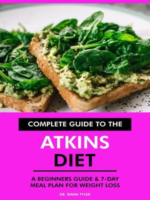 cover image of Complete Guide to the Atkins Diet