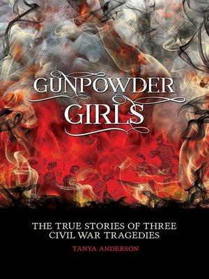 cover image of Gunpowder Girls