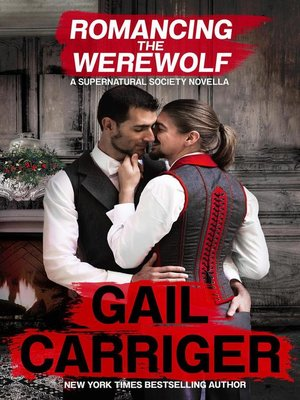 cover image of Romancing the Werewolf