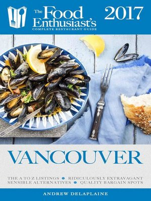cover image of Vancouver--2017