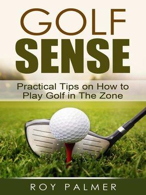 cover image of Golf Sense