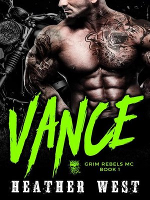 cover image of Vance (Book 1)