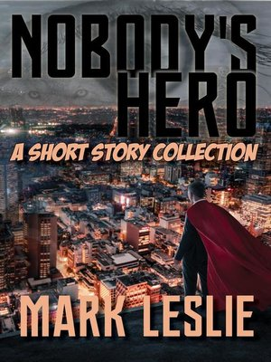 cover image of Nobody's Hero