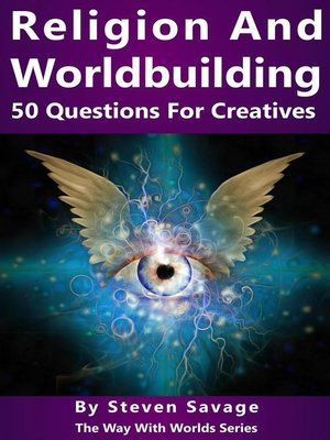 cover image of Religion and Worldbuilding
