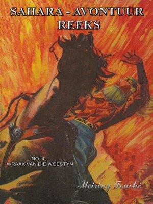 cover image of Wraak van die Woestyn