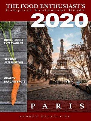 cover image of Paris 2020