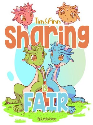 cover image of Tim and Finn the Dragon Twins--Sharing is Fair