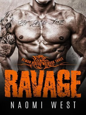 cover image of Ravage (Book 3)