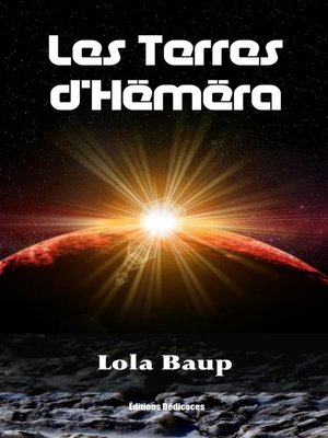 cover image of Les Terres d'Hëmëra