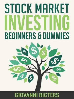 cover image of Stock Market Investing for Beginners & Dummies