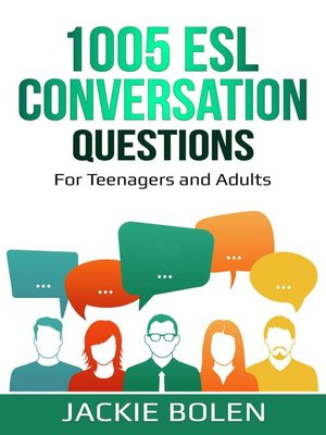 cover image of 1005 ESL Conversation Questions