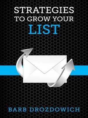 cover image of Strategies to Grow Your List