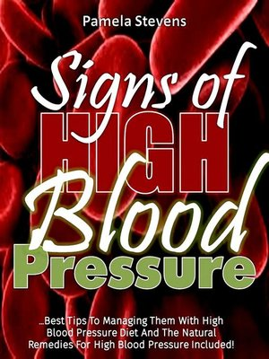 cover image of Signs of High Blood Pressure
