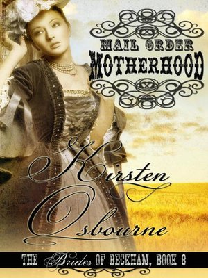 cover image of Mail Order Motherhood